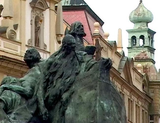Ян Гус и его последователи